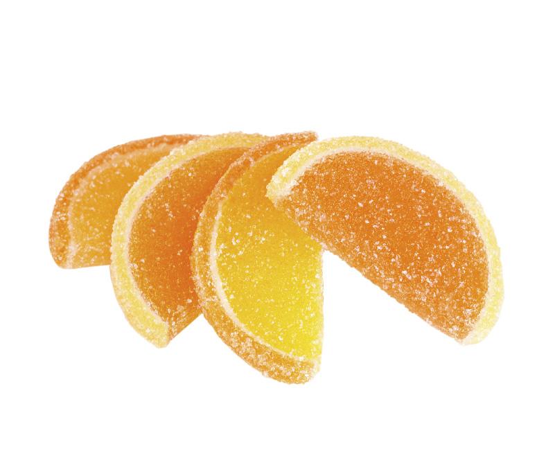 Marmelad «Limonno-apelsinovie dolki» Stimul