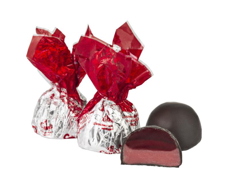 Konfetu KISS» cherry Stimul