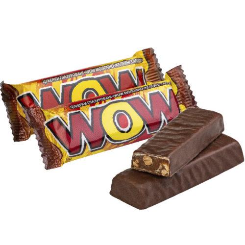 Конфета (батончик) «WOW» Стимул