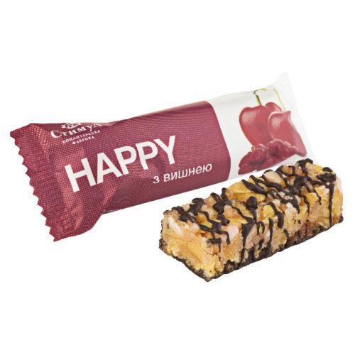 Konfetu «HAPPY» vishnia Stimul
