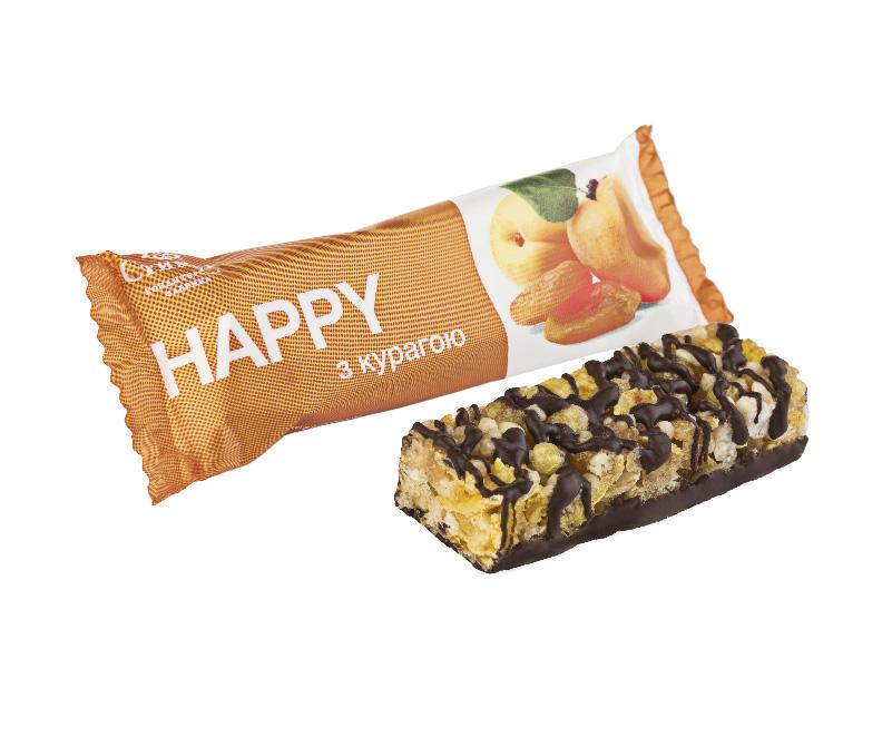 Конфеты «HAPPY» курага Стимул