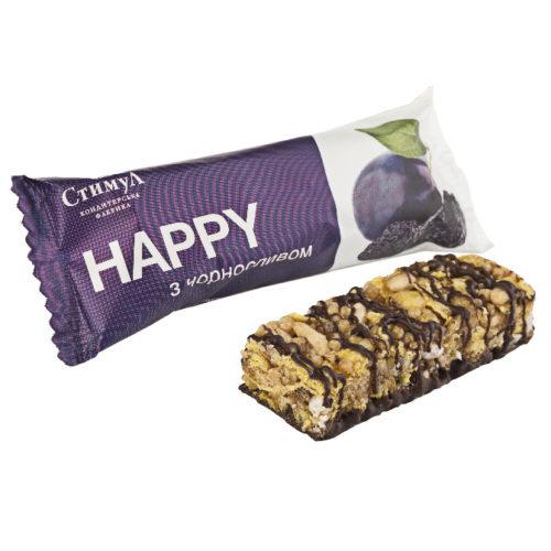 Konfetu «HAPPY» chernosliv Stimul