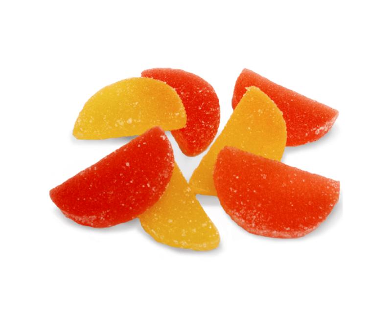Marmelad «Apelsinovie dolki» Stimul