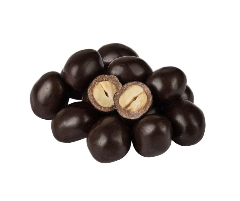 Драже «Арахис в какао-порошке» фото