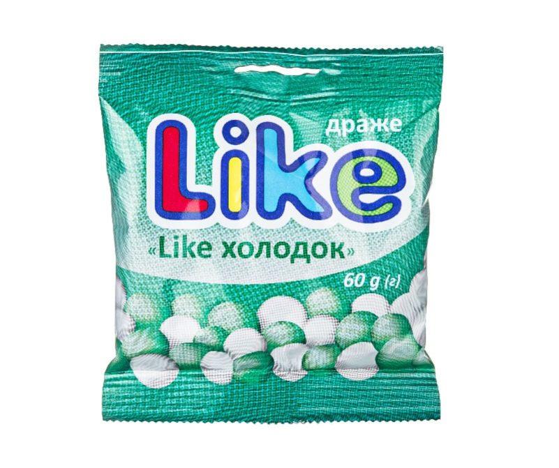 Драже «Like холодок» фото
