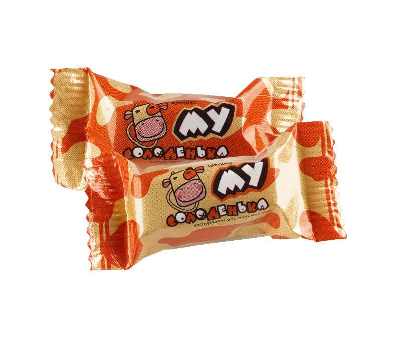 Candy «Sladkaya Mu»