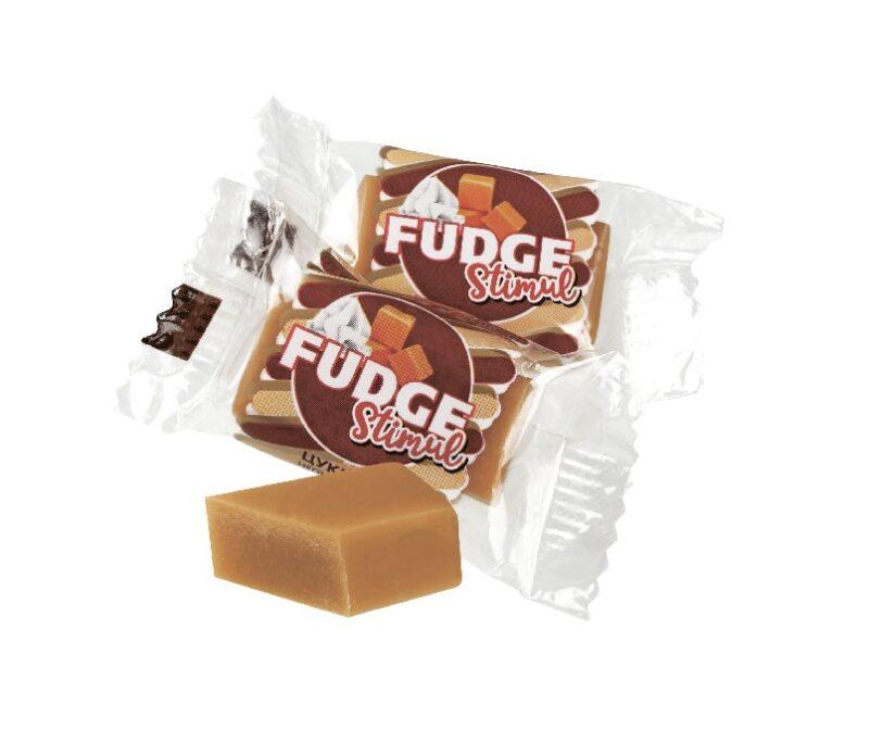 Candy «FUDJE STIMUL» in the label