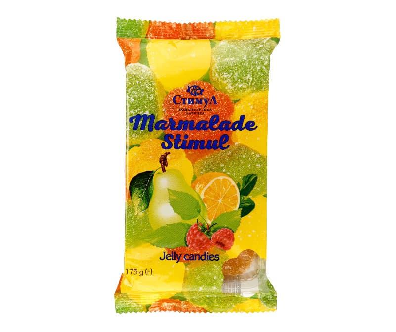 Marmalade «Zheleynyiy formovoy»