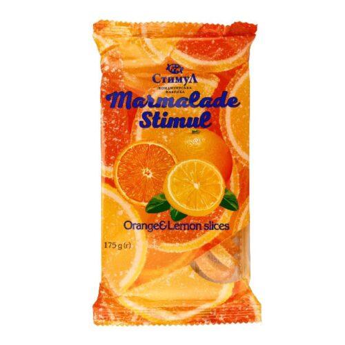 Marmalade «Limonno-apelsinovyie dolki»